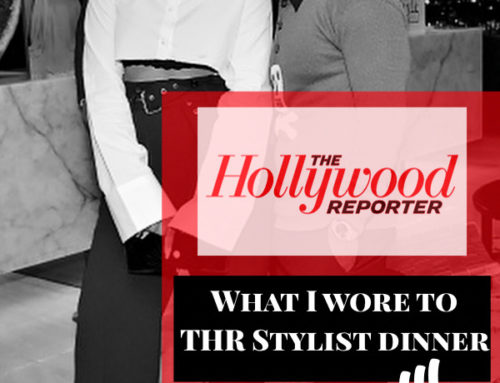 Look for Less: THR Stylist Dinner Edition
